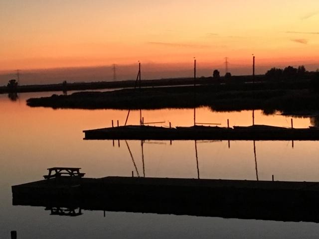 prachtige zonsondergangen